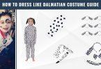 How to Dress Like Dalmatian Costume Guide