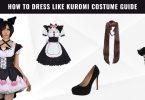 How to Dress Like Kuromi Costume Guide