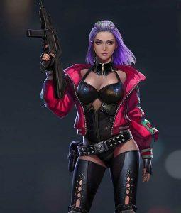 Kira Madroxx Jacket