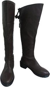 Mikasa Ackerman Costume Boot