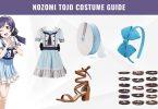Nozomi Tojo Costume Guide