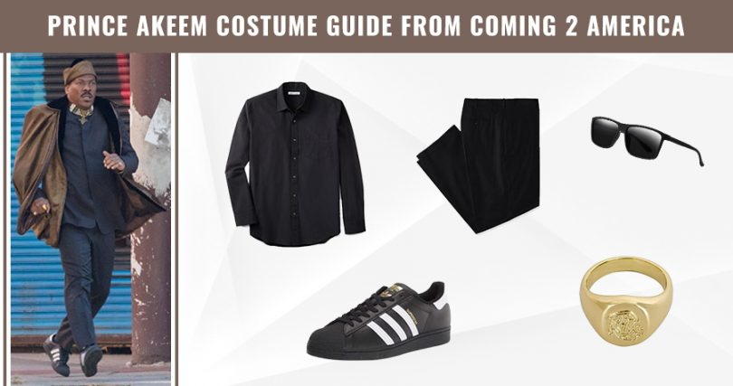 Prince Akeem Costume Guide From Coming 2 America