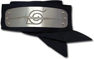 Sasuke Uchiha Costume Headband