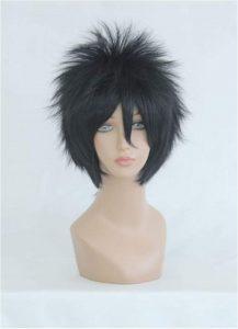 Sasuke Uchiha Costume Wig