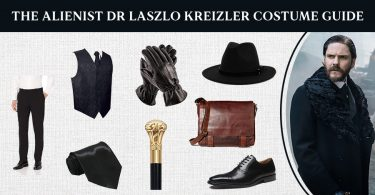 The Alienist Dr Laszlo Kreizler Costume Guide