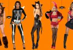 Top 8 Women Sexy Halloween Costume Ideas