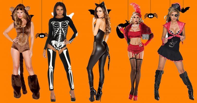 Top 8 Women Sexy Halloween Costume Ideas