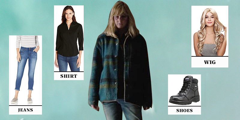 Yellowstone Beth Dutton Flannel Jacket