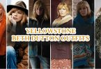 Yellowstone Beth Dutton Outfits