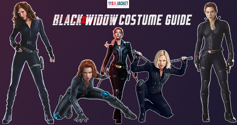 A Complete Black Widow Costume Guide