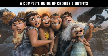 A complete guide of Croods 2 Outfits