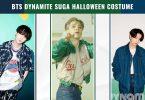 BTS Dynamite Suga Halloween Costume