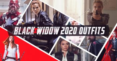 Black Widow 2020 Outfits