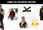 Cobra Kai Halloween Costume