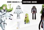 Code Geass C. C. Costume Guide