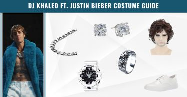 DJ Khaled ft. Justin Bieber Costume Guide