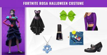 Fortnite Rosa Halloween Costume