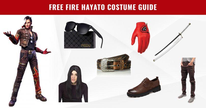 Free Fire Hayato Costume Guide