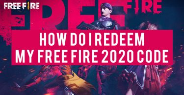 How do I redeem my Free Fire 2020 Code