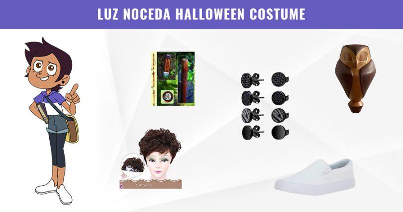 Luz Noceda Halloween Costume