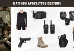 Matthew Apocalypse Costume