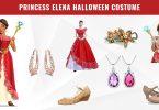 Princess Elena Halloween Costume