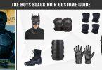 The Boys Black Noir Costume Guide
