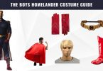 The Boys Homelander Costume Guide