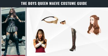 The Boys Queen Maeve Costume Guide