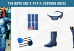 The Boys S02 A-Train Costume Guide
