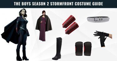 The Boys Season 2 Stormfront Costume Guide