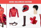 Akira Halloween Costume