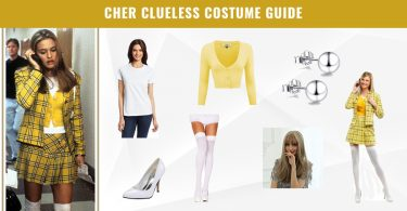 Cher Clueless Costume Guide