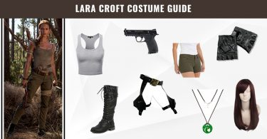 Lara Croft Costume Guide
