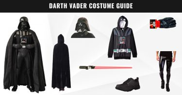 Darth Vader Costume Guide