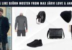 Dress Like Bjorn Mosten From Max Jarvi Love & Anarchy
