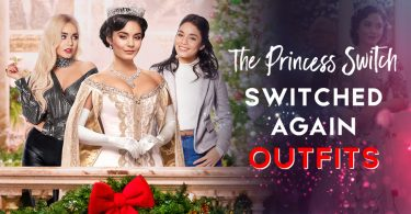 The Princess Switch Switched Again Outfits