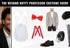The Weeknd Nutty Professor Costume Guide