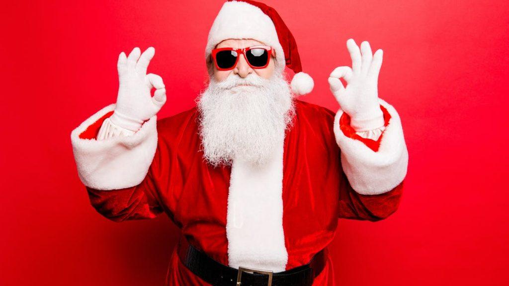 Be the Santa