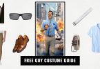 Free Guy Costume Guide