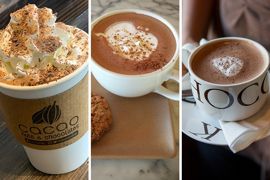 Have Hot Chocolate and Cherish the Night