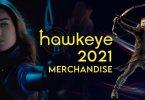 Hawkeye 2021 Merchandise