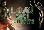 Loki 2021 Outfits