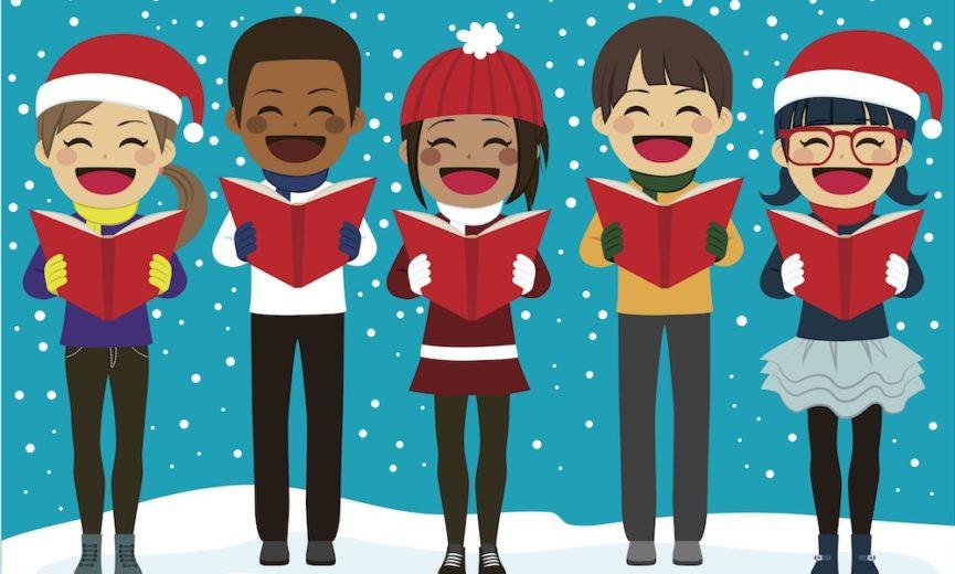 Sing Carols in the Neighborhood