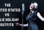 The United States vs. Billie Holiday Outfits