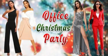 What to Wear to the Office Christmas Party