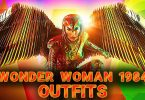 Wonder Woman 1984 Outfits