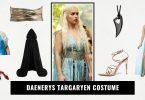 Daenerys Targaryen Costume