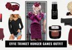 Effie Trinket Hunger Games Outfit