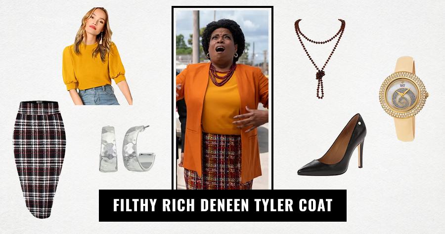 Filthy Rich Deneen Tyler Coat